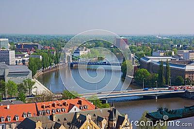 Bridges,  Wroclaw, Poland