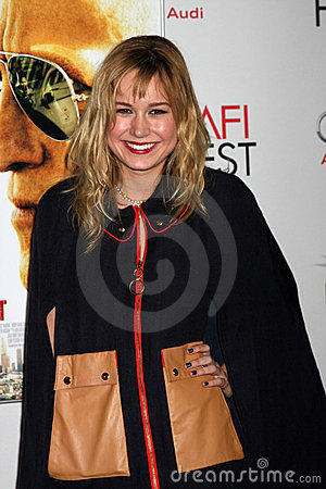 Brie Larson Editorial Image