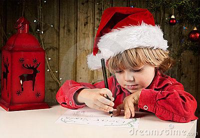 Brief aan Kerstman