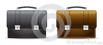 Briefcase_black_brown