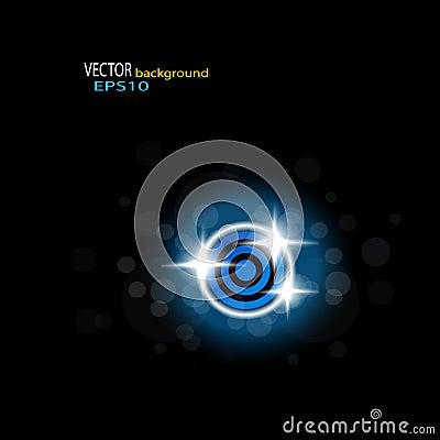 Bright background - EPS 10