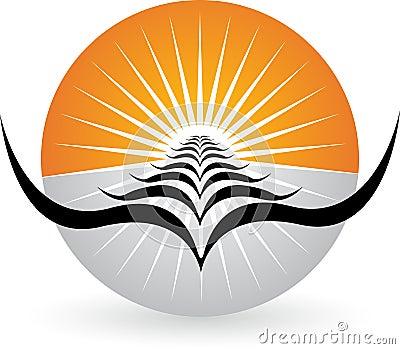 Bright birds logo