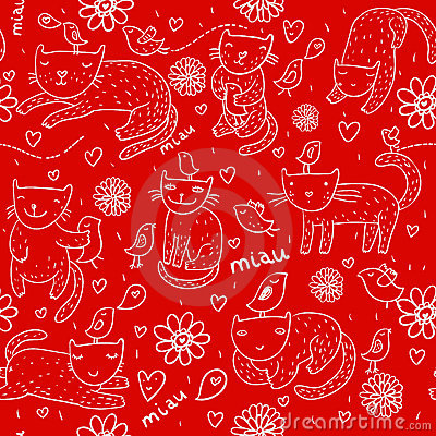 Bright children pattern