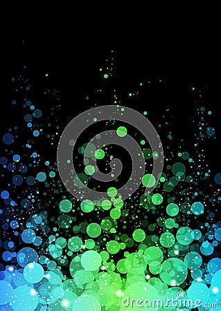 Bright circles