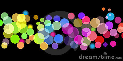 Bright Color Dots Pattern Royalty Free Stock Photo - Image: 11900675