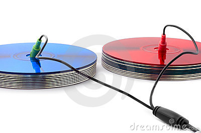 Bright colors of digital sound