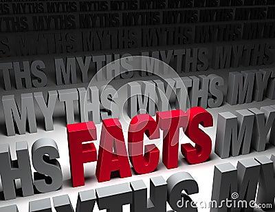 Bright Facts Vs Dark Myths