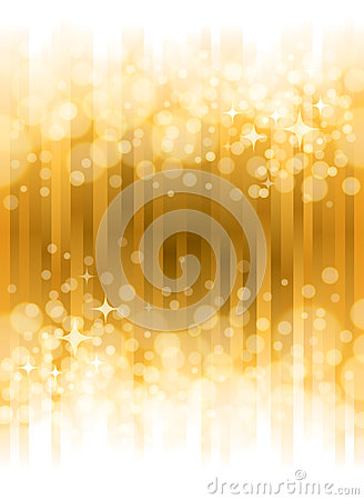 Free Bright Gold Background Stock Photography - 36300742