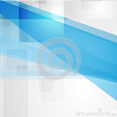 Bright hi-tech modern background