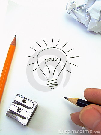 Free Bright Idea Stock Photos - 4160523