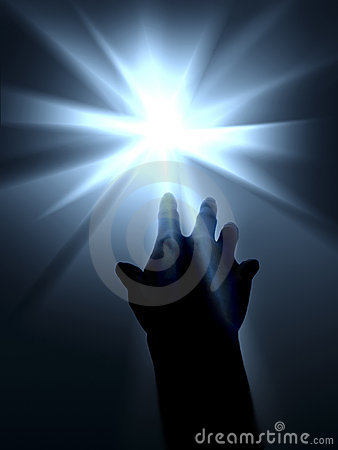 Bright light calling