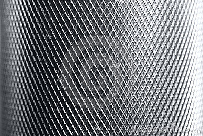 Bright metal texture