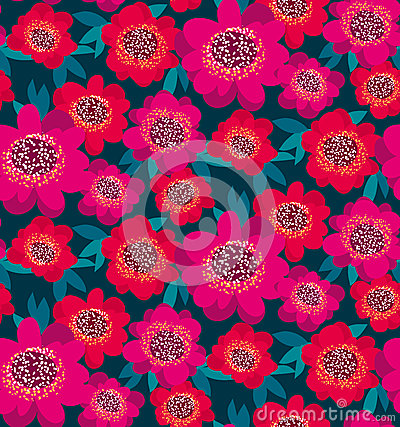 Free Bright Pink And Red Decorative Camellia Flowers Royalty Free Stock Photos - 74239998