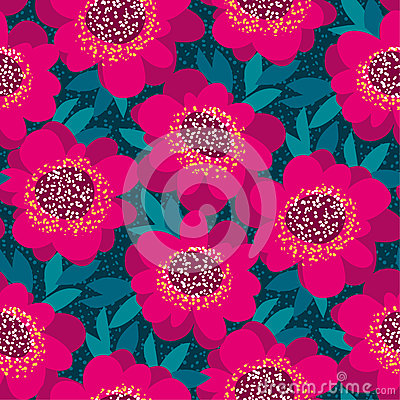 Free Bright Pink And Red Decorative Camellia Flowers Stock Photography - 74240122