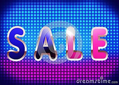 Bright premise sales - Invitation to the sale.