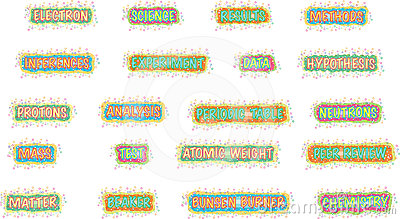 Bright science words