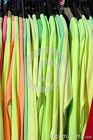 Bright Shirts