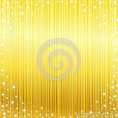 Bright sparkly frame