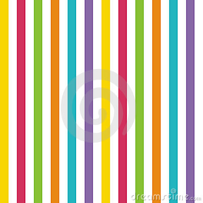 Free Bright Stripes Royalty Free Stock Photography - 14647237