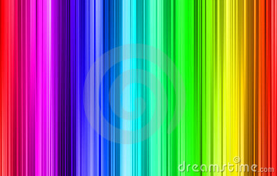Bright stripes colorful pattern