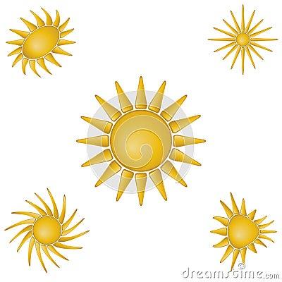Bright symbolic vector