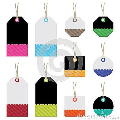 Bright tags