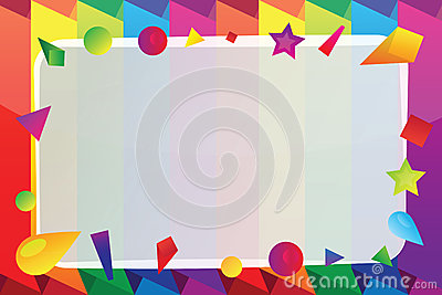 Bright vector frame