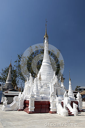 White Buddhist Temple