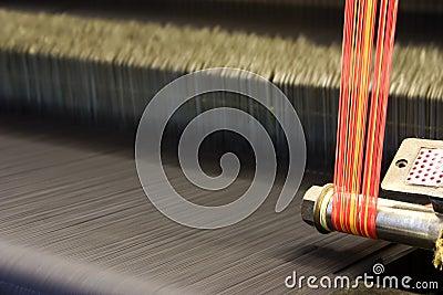 Bright Wool Weave Loom