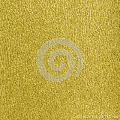 BRIGHT YELLOW LEATHER TEXTURED BACKGROUND