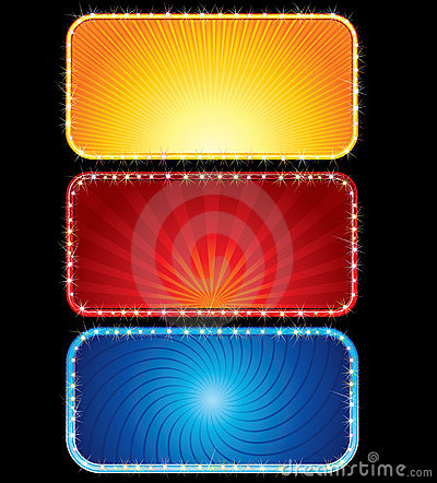 Free Brightly Neon Sign Royalty Free Stock Photography - 16879937