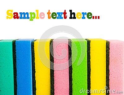 Brightly sponges
