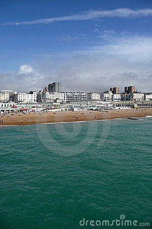 Brighton Beach Coastline