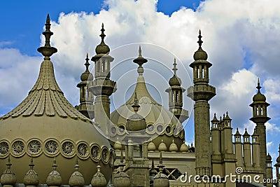 Brighton minarets