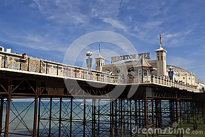 Brighton pier Editorial Photography