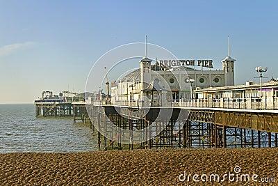 Brighton pier. Editorial Image