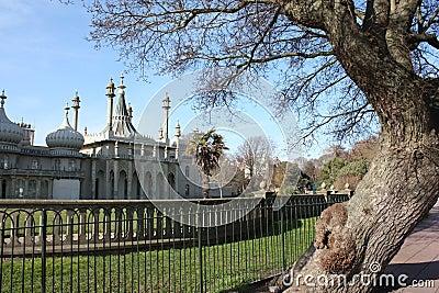 Brighton Royal Pavillion (Sussex , UK )
