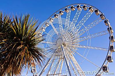 Big Wheel in Brighton Editorial Photo
