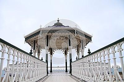 Brighton Victorian bandstand