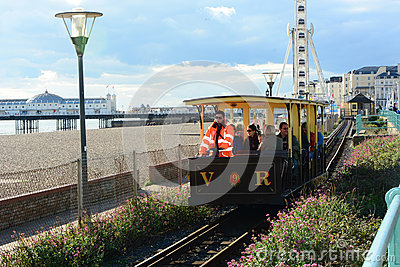 Brighton Volk s railway Editorial Photography