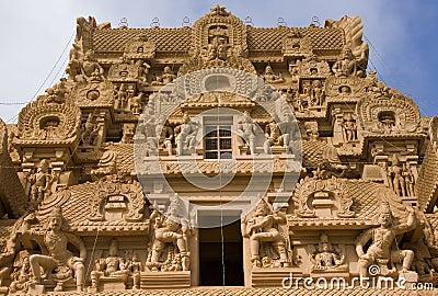 Brihadishvara Temple - Thanjavur - India