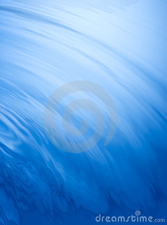 Brilliant Blue Water Background