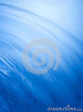 Deep Blue Water Background