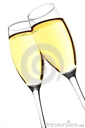 Brinde de Champagne