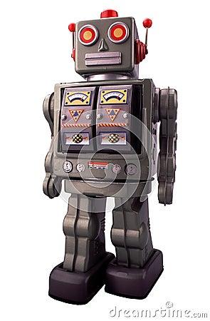 Brinque o robô