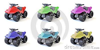 Brinquedos de Atv