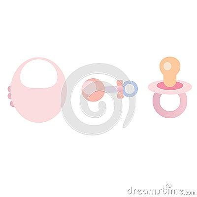 Brinquedos do bebê