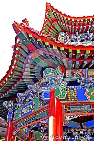Brisbane Chinatown, Australia