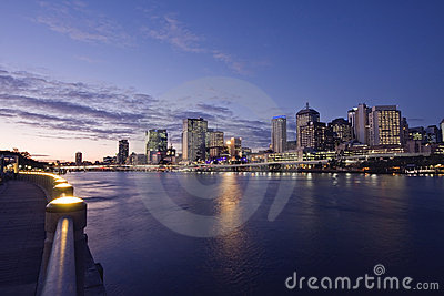Brisbane City Queensland Australia