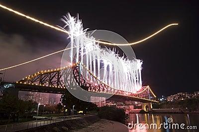 Brisbane City Riverfire